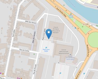 Adresse CPAM de Somme - siège d'Amiens