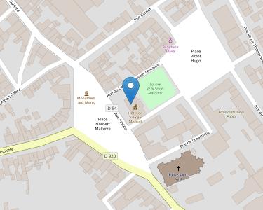 Adresse CPAM de Somme - accueil de Moreuil