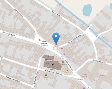 Adresse CPAM de Somme - accueil de Rue