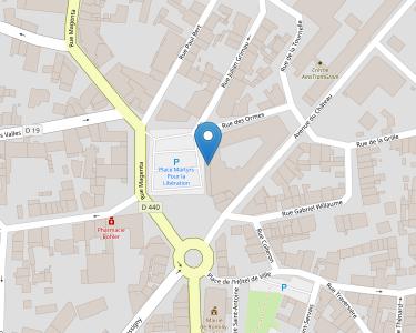 Adresse CPAM de l'Aube - accueil de Romilly-sur-Seine