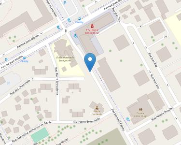 Adresse CPAM de l'Aube - accueil de La Chapelle-Saint-Luc