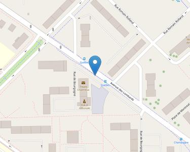 Adresse CPAM de l'Aube - accueil de Troyes - Chartreux
