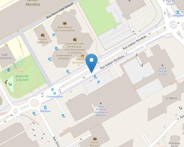 Adresse CPAM de Loire-Atlantique - accueil de Nantes - Beaulieu