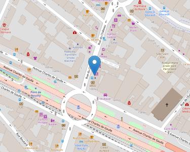 Adresse CPAM des Hauts-de-Seine - accueil de Neuilly-sur-Seine