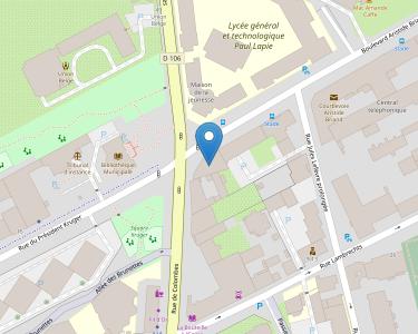Adresse CPAM des Hauts-de-Seine - accueil de Courbeoie