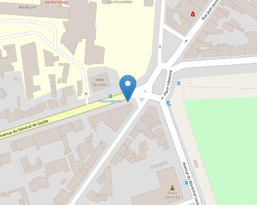 Adresse CPAM de Seine-et-Marne - accueil de Montereau-Fault-Yonne