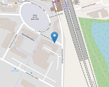 Adresse CPAM de Seine-et-Marne - accueil de Saigny-le-Temple
