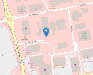 Adresse CPAM de Meurthe-et-Moselle - accueil d'Essey-lès-Nancy
