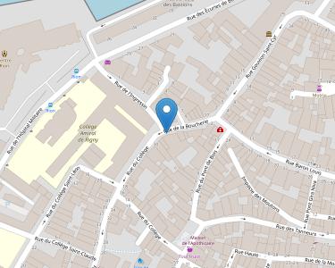 Adresse CPAM de Meurthe-et-Moselle - accueil de Toul