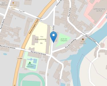 Adresse CPAM du Gard - accueil du Vigan