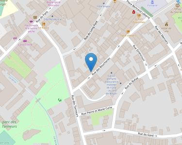 Adresse CPAM de l'Oise - accueil de Noyon