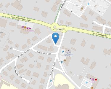 Adresse CPAM du Gers - accueil de L'Isle-Jourdain
