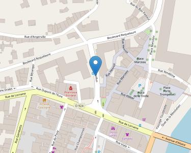 Adresse CPAM du Gers - siège d'Auch