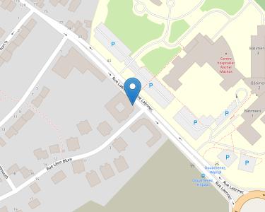 Adresse CPAM du Finistère - accueil de Douarnenez