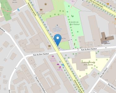 Adresse CPAM de Saoie - siège de Chambéry