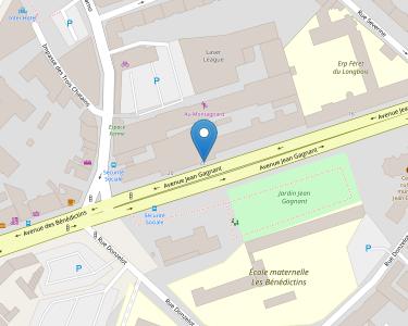 Adresse CPAM de Haute-Vienne - siège de Limoges