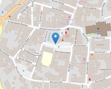 Adresse CPAM de Haute-Vienne - accueil de Saint-Junien