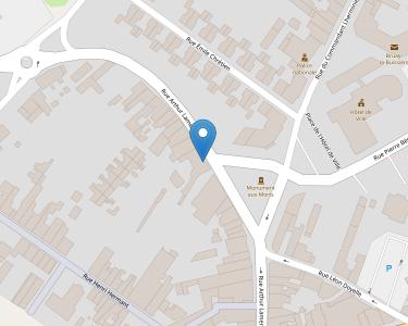 Adresse CPAM de l'Artois - accueil de Bruay-la-Buissière