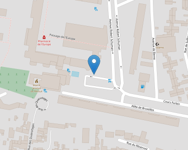 Adresse CPAM de Charente-Maritime - accueil de La Rochelle - Mireuil
