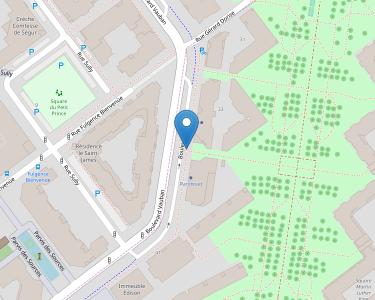 Adresse CPAM des Yelines - accueil de Guyancourt - Vauban