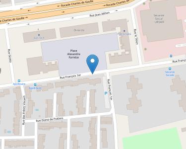 Adresse CPAM du Vaucluse - accueil d'AVIGNON