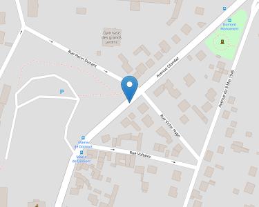 Adresse CPAM du Val-d'Oise - accueil de Domont