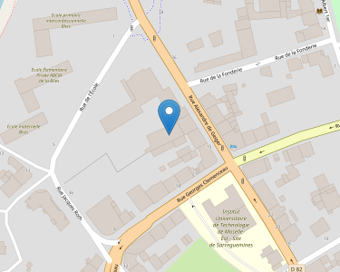 Adresse CPAM de Moselle - accueil de Sarreguemines