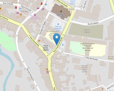 Adresse CPAM de Haute-Saoie - accueil de Rumilly