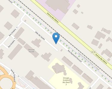 Adresse CPAM de Haute-Saoie - accueil de Cluses