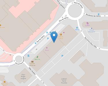 Adresse CPAM de Roubaix-Tourcoing - accueil de Villeneue-d'Ascq