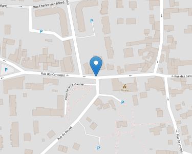 Adresse CCAS DE VAUX-LE-PENIL