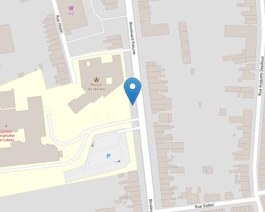 Adresse CPAM du Nord - accueil du Cateau-Cambrésis
