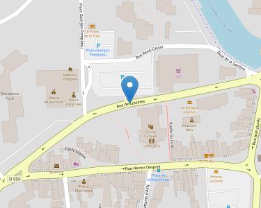 Adresse CPAM du Nord - accueil de Jeumont