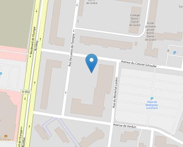 Adresse CPAM du Nord - accueil du Hainaut