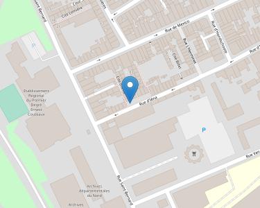 Adresse CPAM du Nord - siège de Lille