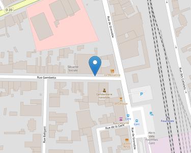 Adresse CPAM du Nord - accueil de Fourmies