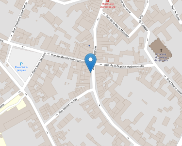 Adresse CPAM de Rouen-Elbeuf-Dieppe - accueil d'Eu