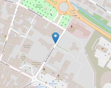 Adresse CPAM de l'Aeyron - accueil de Decazeille