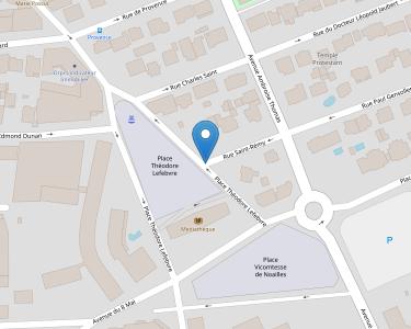 Adresse CPAM du Var - accueil de Hyères