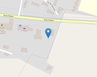 Adresse CPAM de l'Isère - accueil de Morestel