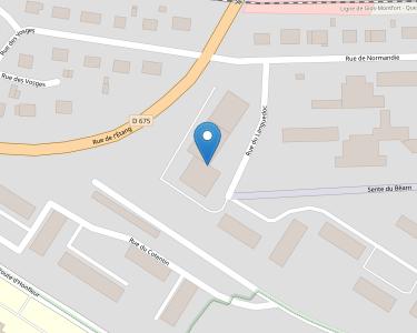 Adresse CPAM de l'Eure - accueil de Pont-Audemer