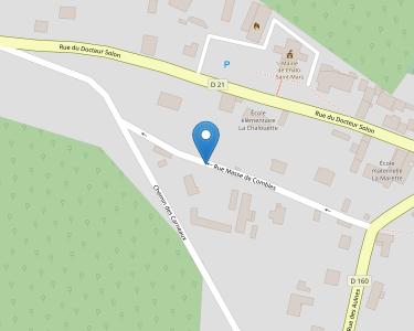 Adresse ASSOCIATION FAMILIALE RURALE DE CHALO-ST-MARS