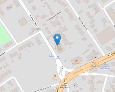 Adresse COMMUNE DE VIGNEUX-SUR-SEINE