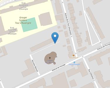 Adresse CCAS DE COLOMBES