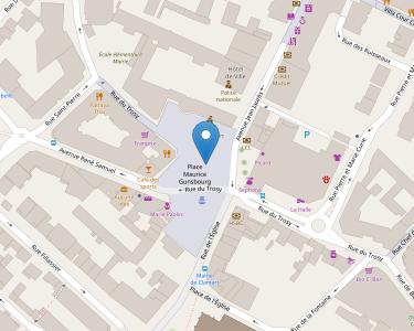 Adresse CCAS DE CLAMART