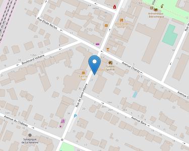 Adresse ASSOCIATION JOLY - SAINT MAUR
