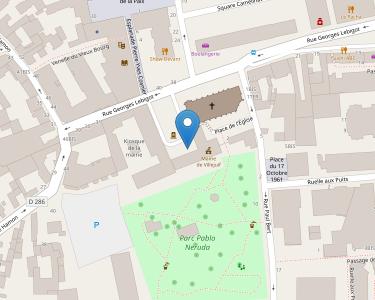 Adresse MAIRIE DE VILLEJUIF
