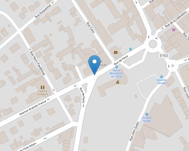 Adresse CCAS DE BEAUMONT-SUR-OISE