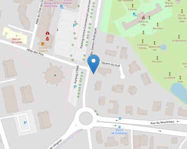Adresse CCAS DE GRADIGNAN