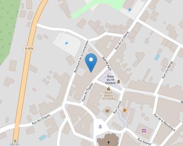 Adresse CCAS DE BORT-LES-ORGUES